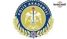Polis Amirleri Eğitimi Merkezi Giriş ve Eğitim-Öğretim Yönetmeliğinde Değişiklik Yapıldı - 17 Ağustos 2018 Cuma