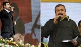 Eski HDP Eş Genel Başkanı Demirtaş ve Önder'e hapis cezası