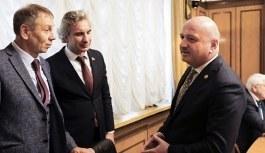 """Gündoğdu """"Türkiye ve Rusya Arasındaki İşbirliği Güçlenerek Devam Edecek"""""""