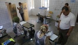 IKBY'de oy verme işlemi başladı! Irak...