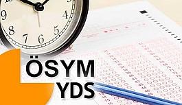 ÖSYM'den YDS adaylarına uyarı! Sınava...