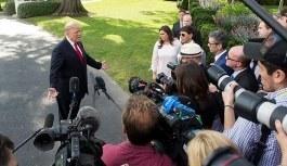 ABD Başkanı Donald Trump'tan  Cemal Kaşıkçı açıklaması