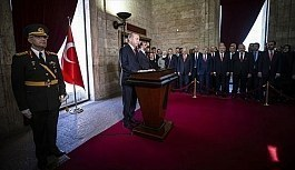 Cumhurbaşkanı Erdoğan: Türkiye'nin 95 yılda elde ettiği başarıların bir sembolüdür