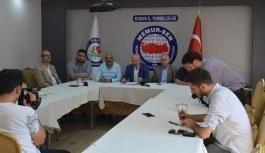 Eğitimciler Birliği Sendikası Şube Başkanı Şenol Metin: Gerekli uyarılar yapılmalı