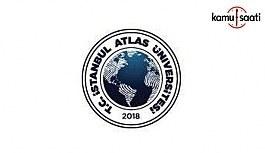 İstanbul Atlas Üniversitesi Ana Yönetmeliği...