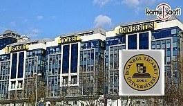 İstanbul Ticaret Üniversitesi Önlisans ve Lisans Eğitim-Öğretim ve Sınav Yönetmeliğinde Değişiklik Yapıldı - 30 Ekim 2018 Salı
