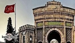 İstanbul Üniversitesi Açık ve Uzaktan Eğitim Fakültesi Eğitim Öğretim ve Sınav Yönetmeliği - 23 Ekim 2018 Salı