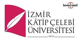 İzmir Kâtip Çelebi Üniversitesi Sürekli...
