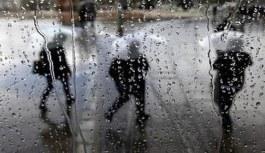 Meteoroloji'den haftasonu uyarısı! Sağanak yağış...