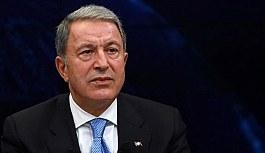 Milli Savunma Bakanı Akar: Personel sayısı azaldı fedakarlık arttı