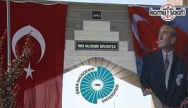 Niğde Ömer Halisdemir Üniversitesi Kazak Kültürü ve Eğitimi Uygulama ve Araştırma Merkezi Yönetmeliği - 22 Ekim 2018 Pazartesi