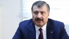 Sağlık Bakanı Koca: Yasama döneminin ilk gündemi sağlıkta şiddet