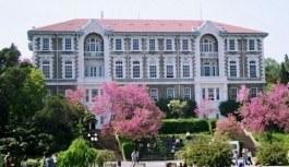 Boğaziçi Üniversitesi'ndeki öğretim...