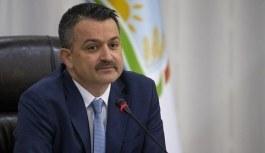 Tarım Bakanı Pakdemirli: Et ithalatı...