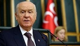 MHP Genel Başkanı Bahçeli: Türk düşmanlarına omuz vermek İslam'ın neresine sığacak