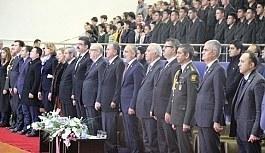 Yalçın Topçu, Ölüm Yıldönümünde Aliyev'i Anma Törenine Katıldı