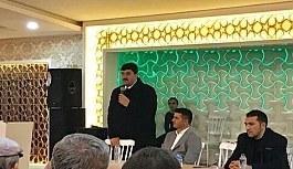 AK Parti Kahramankazan Belediye Başkan Adayı Serhat Oğuz, Yozgatlılarla buluştu