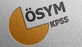 2019 yılında KPSS sınav başvuru ücreti...