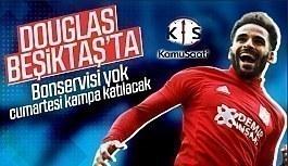Beşiktaş, Douglas'ı transfer etti