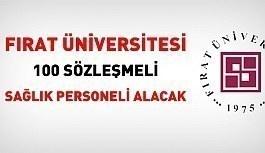 Fırat Üniversitesi, Sözleşmeli Personel...