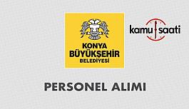 Konya Selçuklu Belediyesi Sözleşmeli Personel Alım İlanı