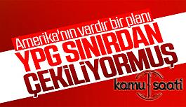 YPG Terör Örgütü Sınırdan Çekiliyor!!!
