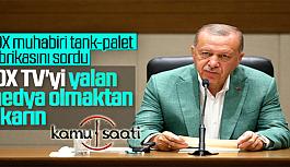 Cumhurbaşkanı Erdoğan: FOX Tv yi Rezil...