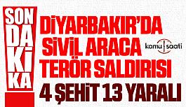 Diyarbakır'da Terör Örgütü Pkk...