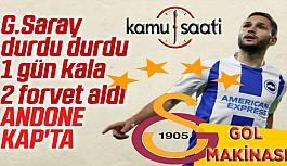 Galatasaray, Florin Andone Transferini Kap'a Bildirdi