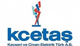 KAYSERİ VE CİVARI ELEKTRİK T.A.Ş. KCETAŞ...