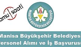 Manisa Büyükşehir Belediyesi Personel Alımı 2019