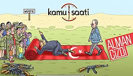 Başkan Erdoğan'ın Hem Masada Hem...
