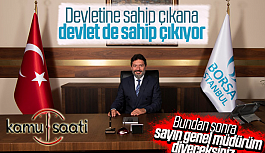 Hakan Atilla BIST Borsa İstanbul Genel...
