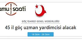 Türkiye Göç İdaresi Genel Müdürlüğü...