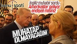 Cumhurbaşkanı Erdoğan'dan Dünya'ya...