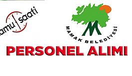 Mamak Belediyesi Personel Alımı, İş Başvurusu
