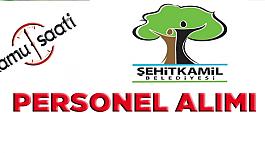 Şehitkamil Belediyesi İşçi Personel Alımı, İş Başvurusu