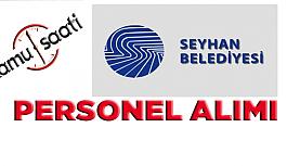 Seyhan Belediyesi Personel Alımı, İş Başvurusu