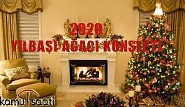 2020 Yılbaşı Ağacı Konsepti