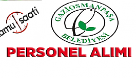 Gaziosmanpaşa Belediyesi Personel Alımı, İş Başvurusu