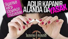 Sigara Yasağında Kapsam Genişledi Tiryakiler...