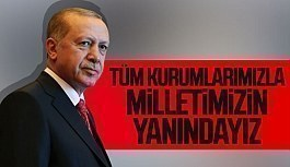 Cumhurbaşkanı Erdoğan, Elazığ'daki...