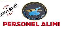 İpekyolu Belediyesi Personel Alımı