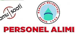 Karatay Belediyesi Personel Alımı, İş Başvurusu