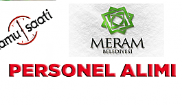 Meram Belediyesi Personel Alımı, İş Başvurusu