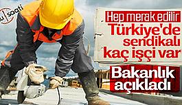 Türkiye'deki Sendikalı İşçi Sayısı Kaç? | En Çok Üye Sahip Sendikalar