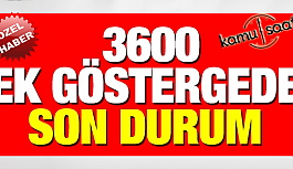 3600 Ek Gösterge Şubat Ayında Mecliste Görüşülecek