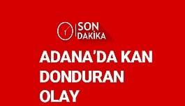 Adana Ceyhan'da kan dondurucu olay! Böylesi görülmedi! Cesedi parçalanmış halde bulundu!