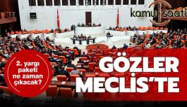 Ak Parti, 39 Maddelik  2. Yargı paketini Açıkladı