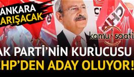 CHP'de Genel Başkanlık için adı...